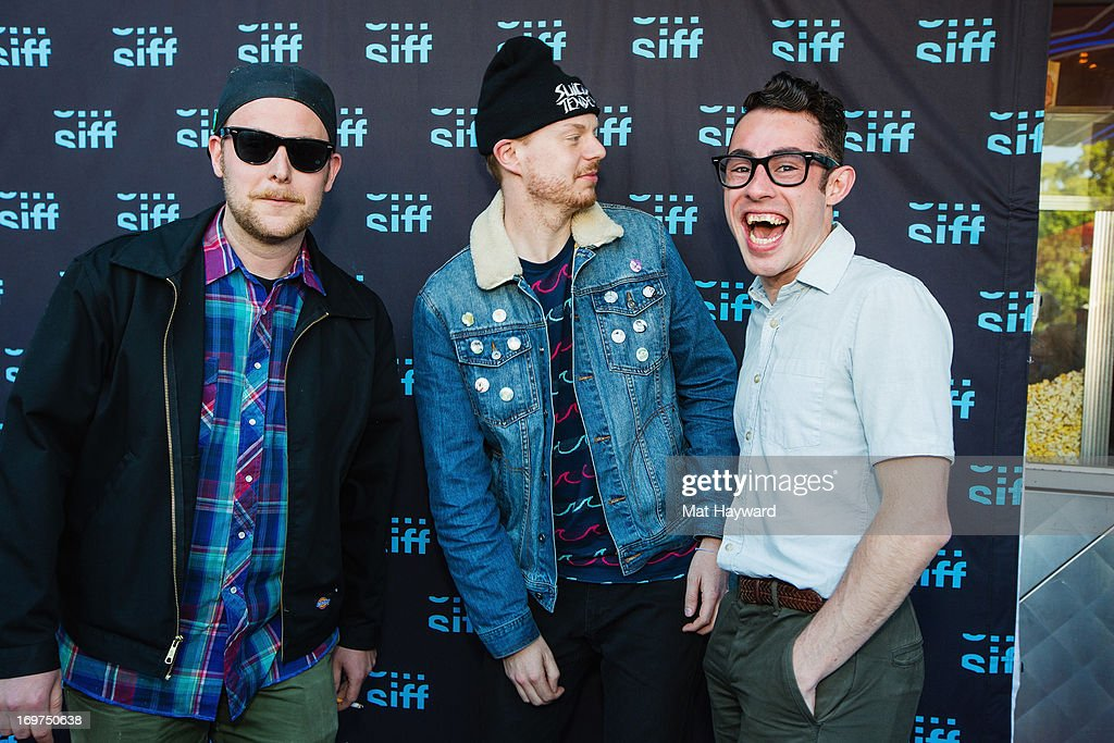Terry Radjaw, P Smoov and Buffalo Madonna attend the world premiere of 'The Otherside' during the Seattle International Film Festival at SIFF Cinema Uptown on May 31, 2013 in Seattle, Washington.