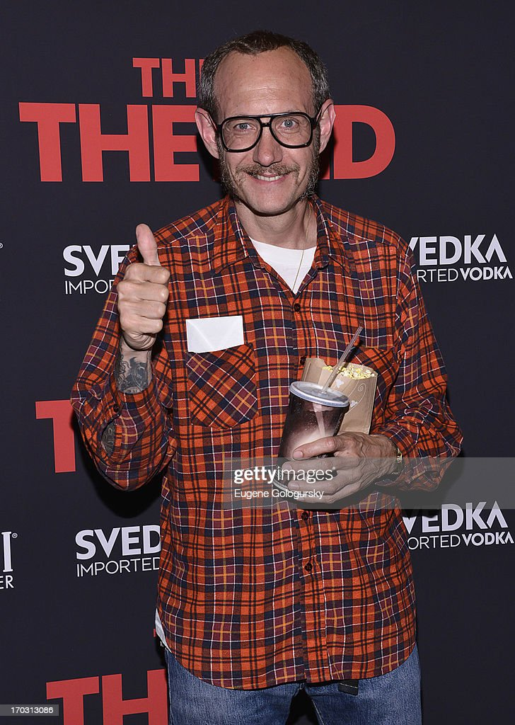 <a gi-track='captionPersonalityLinkClicked' href=/galleries/search?phrase=Terry+Richardson&family=editorial&specificpeople=758714 ng-click='$event.stopPropagation()'>Terry Richardson</a> attends 'This Is The End' New York Premiere at Landmark's Sunshine Cinema on June 10, 2013 in New York City.