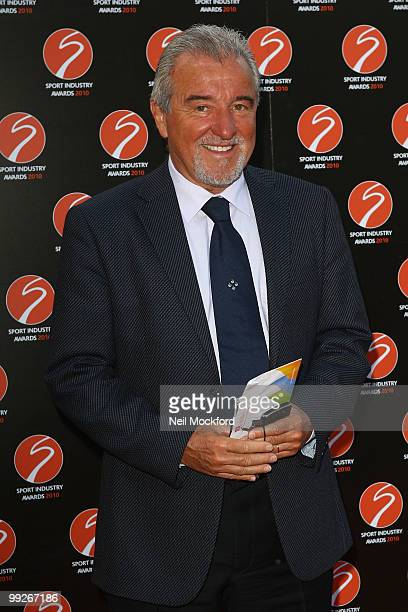 Terry Venables attends the Sport Industry Awards at Battersea Evolution on May 13 2010 in London England