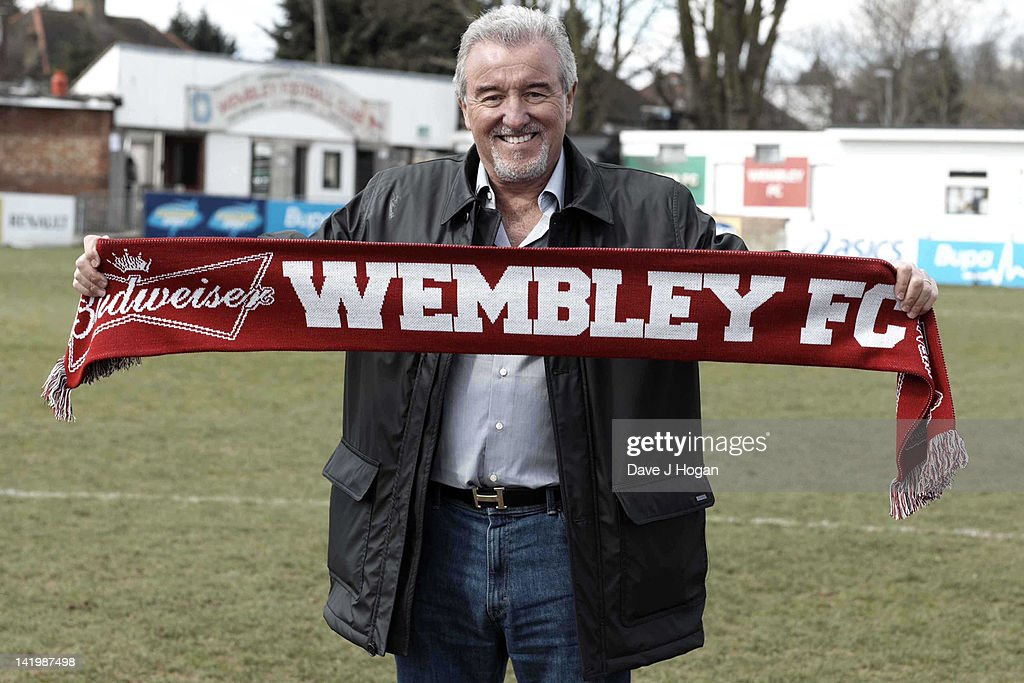 Terry Venables Announced As Head Coach Of Wembley FC