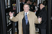 Terry Wogan departs BBC Radio Studios On His Final Day His Radio 2 Show on December 18 2009 in London England