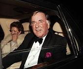 Terry Wogan during Sir Elton John and David Furnish's Civil Partnership Ceremony Reception Arrivals at Windsor Guildhall in Windsor Great Britain