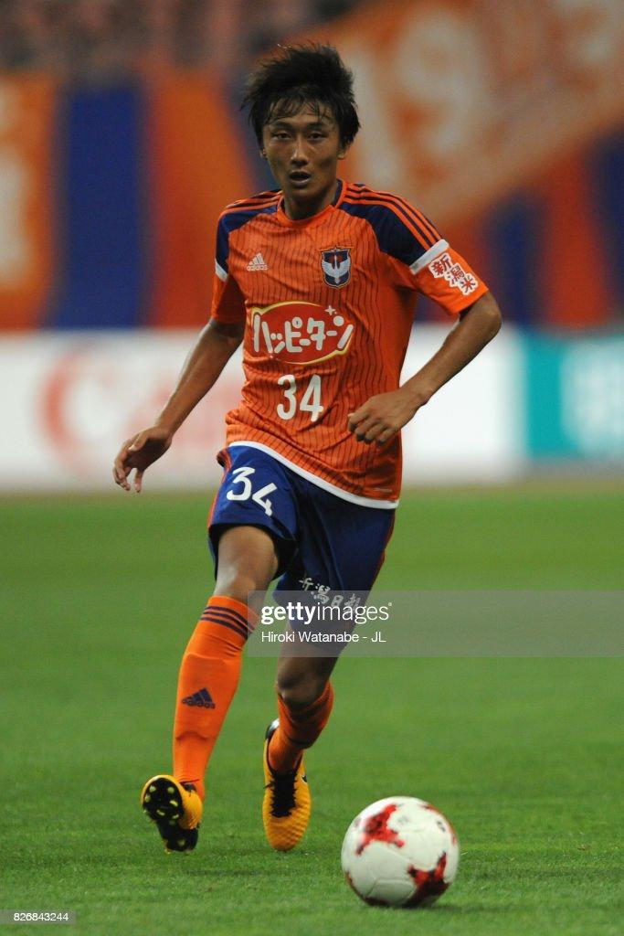 Albirex Niigata v Yokohama F.Marinos - J.League J1