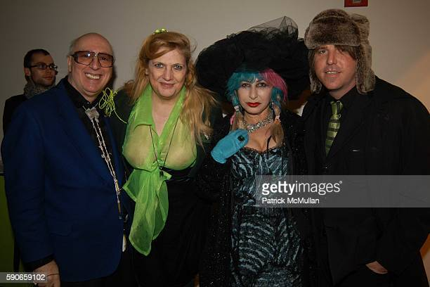 Tery FugateWilcox Valerie Shakespeare Collette and Lee Mack attend Patrick McMullan's Annual St Patricks Day Party Hosted by Gotham Magazine...