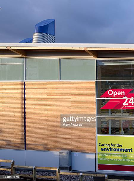 Tesco Cheetham Hill Cheetham Hill Manchester Greater Manchester United Kingdom Architect Michael Aukett Architects Tesco Cheetham Hill Manchester...