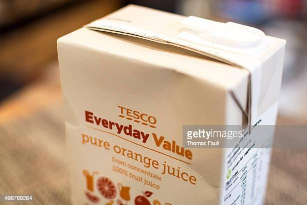 Tesco Everyday Value Orange Juice