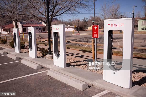 Tesla Fuel Station