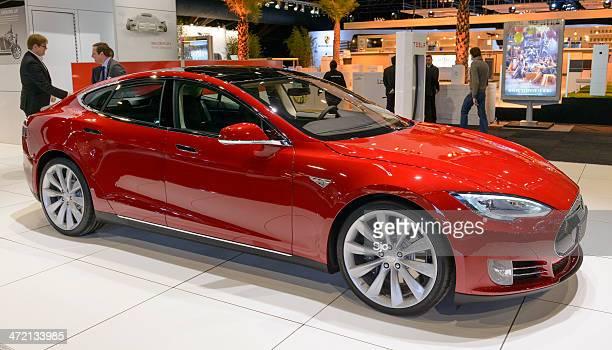 Tesla-Modell S