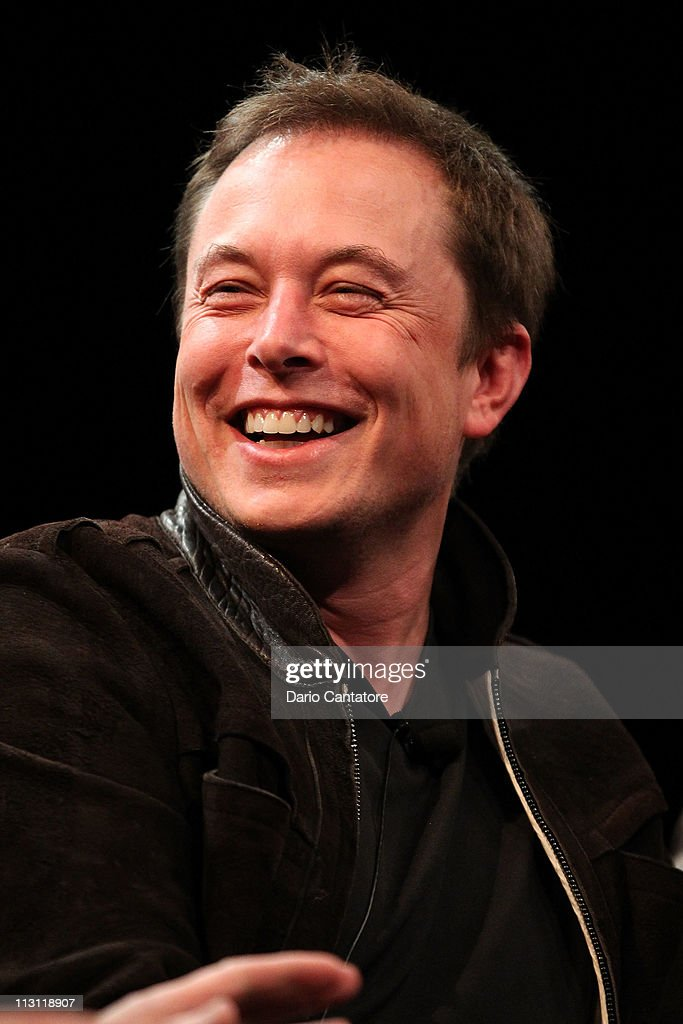 Tesla Motors CEO Elon Musk speaks during Tribeca Talks After The Movie: 'Revenge of the Electric Car' during the 2011 Tribeca Film Festival at the SVA Theater on April 23, 2011 in New York City.