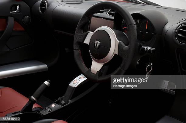 Tesla Roadster Artist Unknown