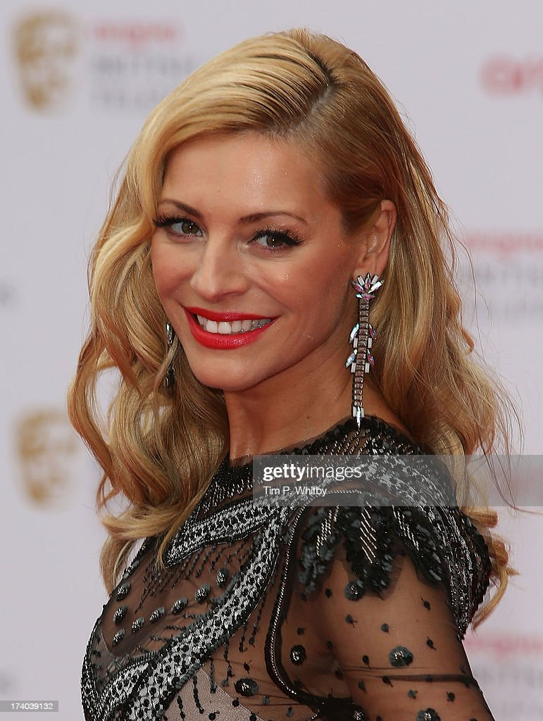 Tess Daley attends the Arqiva British Academy Television Awards 2013 at the Royal Festival Hall on May 12, 2013 in London, England.