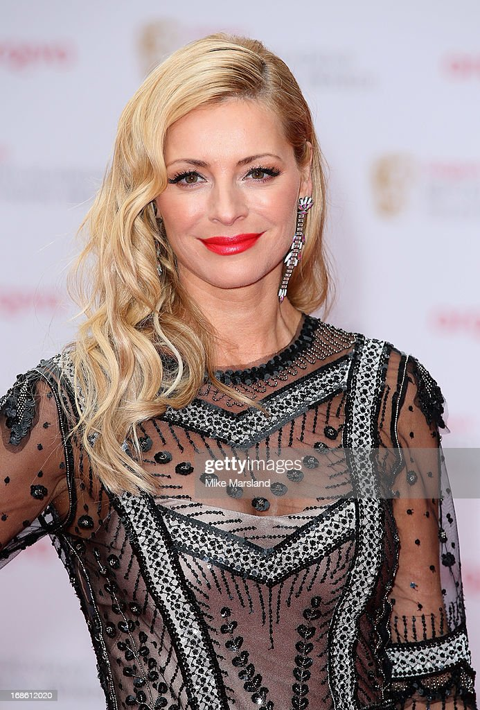 <a gi-track='captionPersonalityLinkClicked' href=/galleries/search?phrase=Tess+Daly&family=editorial&specificpeople=211541 ng-click='$event.stopPropagation()'>Tess Daly</a> attends the Arqiva British Academy Television Awards 2013 at the Royal Festival Hall on May 12, 2013 in London, England.