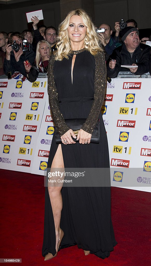 <a gi-track='captionPersonalityLinkClicked' href=/galleries/search?phrase=Tess+Daly&family=editorial&specificpeople=211541 ng-click='$event.stopPropagation()'>Tess Daly</a> attends the Pride Of Britain awards at Grosvenor House, on October 29, 2012 in London, England.