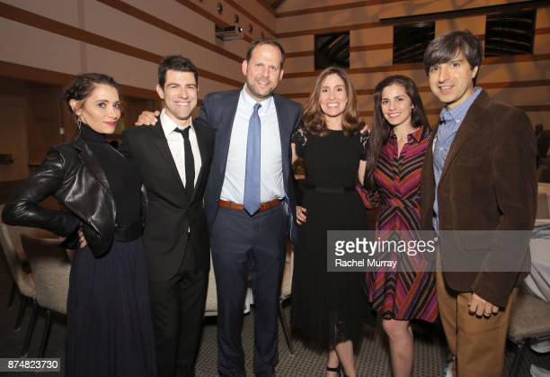 Tess Sanchez Host Max Greenfield Honoree Nick Grad the President Origional Programing for FX Networks and FX Productions Honoree Carolyn Bernstein...