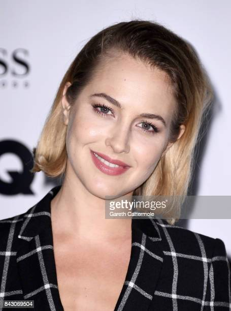 Tess Ward attends the GQ Men Of The Year Awards at the Tate Modern on September 5 2017 in London England
