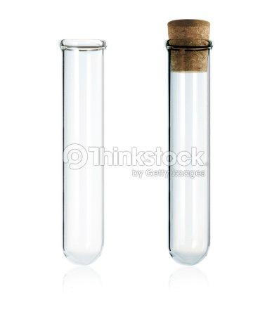 Test tube : Stock Photo