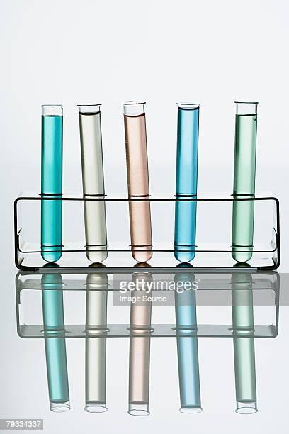tubes en titulaire