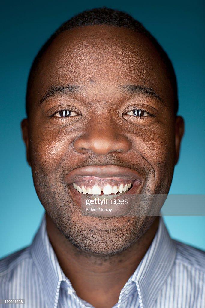 Testimonial Portraits : Stock Photo