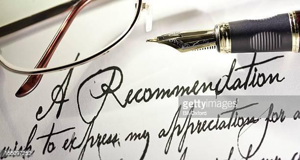 Testimonial - Recommendation