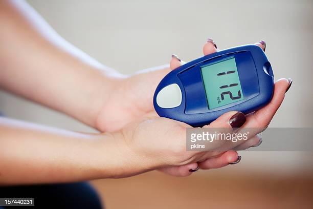 Testing Blood Sugar at home