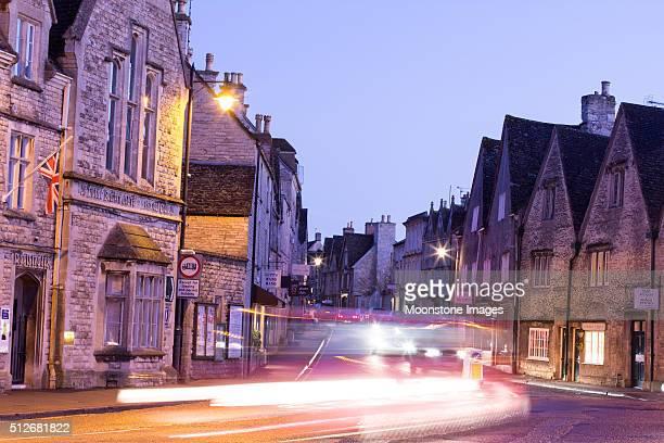 Tetbury in Gloucestershire, England