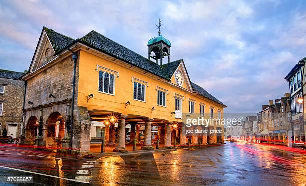 Tetbury Town Hall, Gloucestershire, England