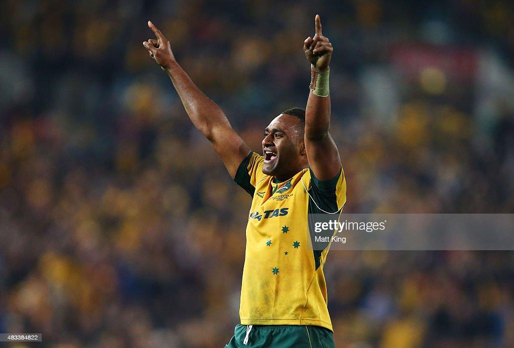 Australia v New Zealand - The Rugby Championship