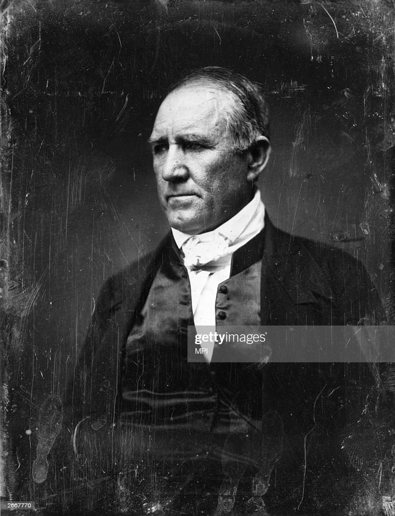 Texan politician Sam Houston he served as the first President of the Republic of Texas and Governor before he was deposed for refusing to swear...