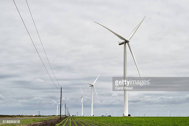 Texas Gulf Coast wind farm