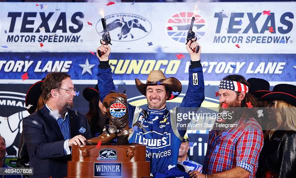 Duck commander 500 pictures getty images for Texas motor speedway 2015 schedule