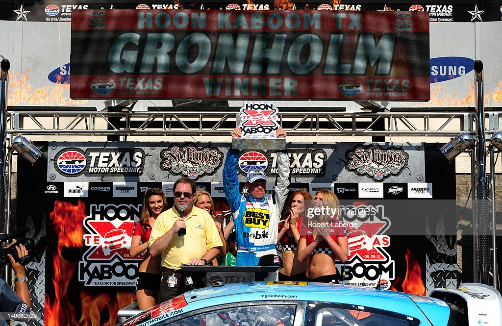 Texas Motor Speedway Day 3 Getty Images