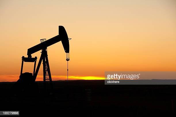 Texas Pozzo petrolifero