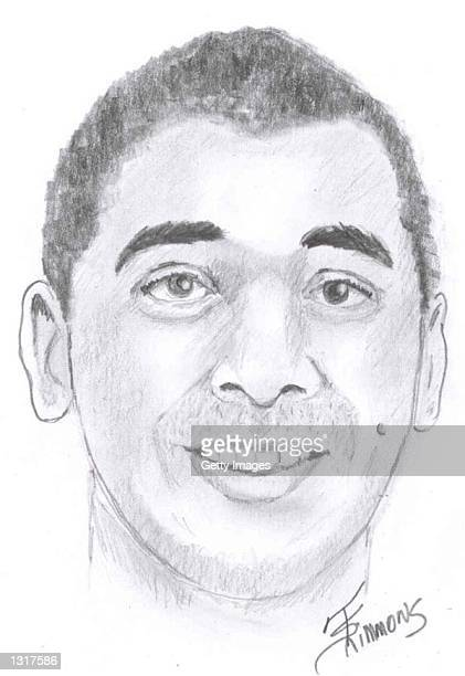 Texas prison escapee Joseph C Garcia''s undated police sketch Police in Woodland Park Colorado have arrested four men suspected of being members of...