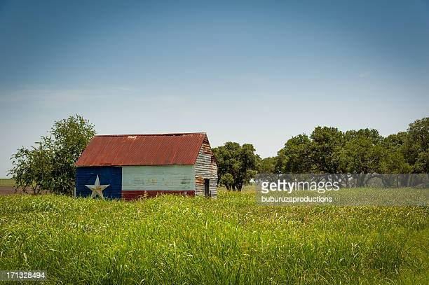 Texas Proud Barn