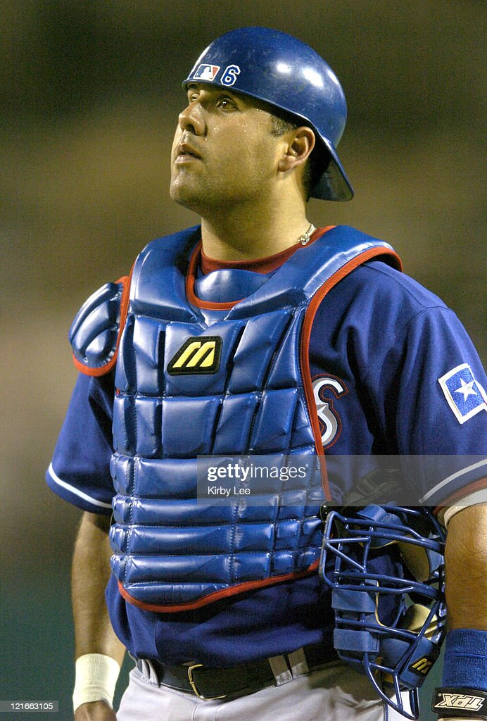 Texas Rangers vs Anaheim Angels - July 28, 2004
