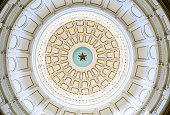 Texas State capitol building amazing architecutre and Political Symbols of the Lone Star State