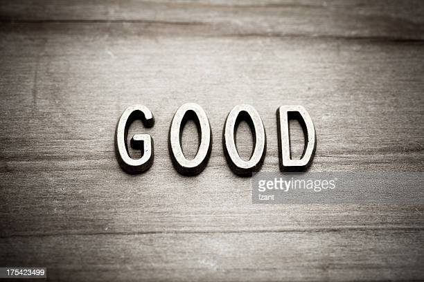 Text for 'good'