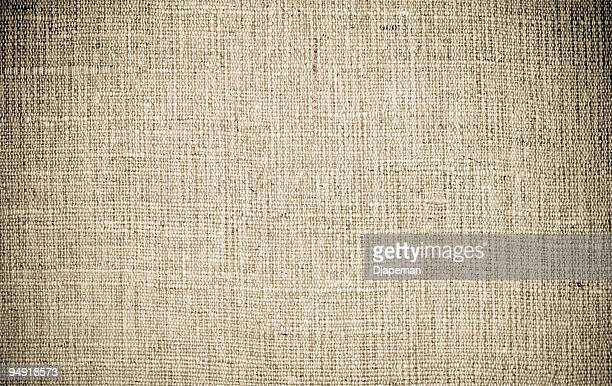 A textile background of a woven fabric