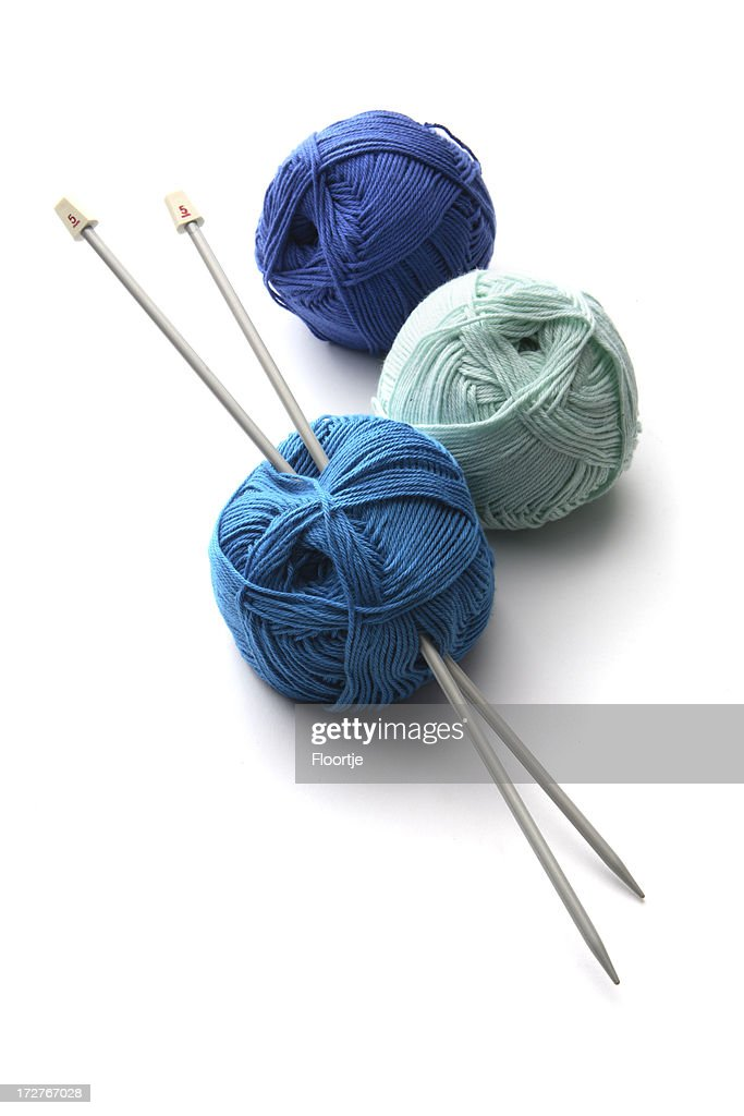 Textile: Blue Wool