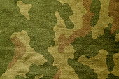Textile camouflage cloth pattern. Abstract background and texture for design and ideas.