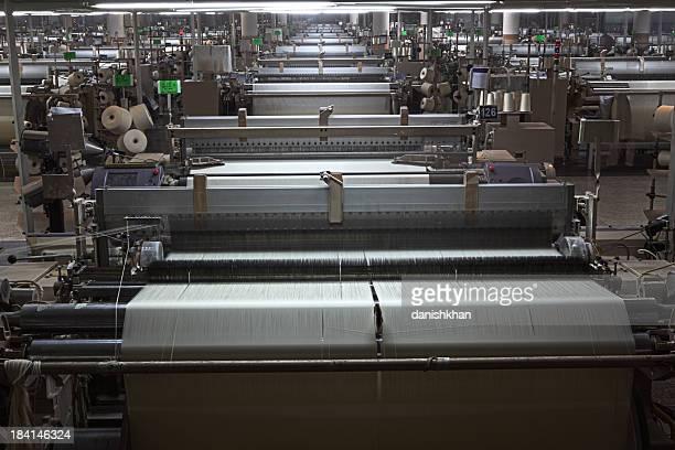 Industria textil-chorro de aire Weaving gesta XXXL HDR