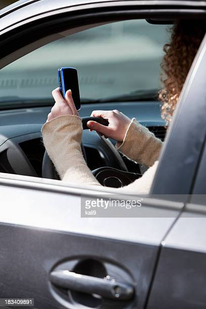 Texting and driving