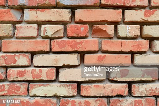 Texture. Brick : Stock Photo