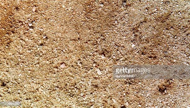 texture - gravel & sand