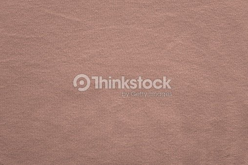 Texture Knitted Fabric Of Dirty Pink Color