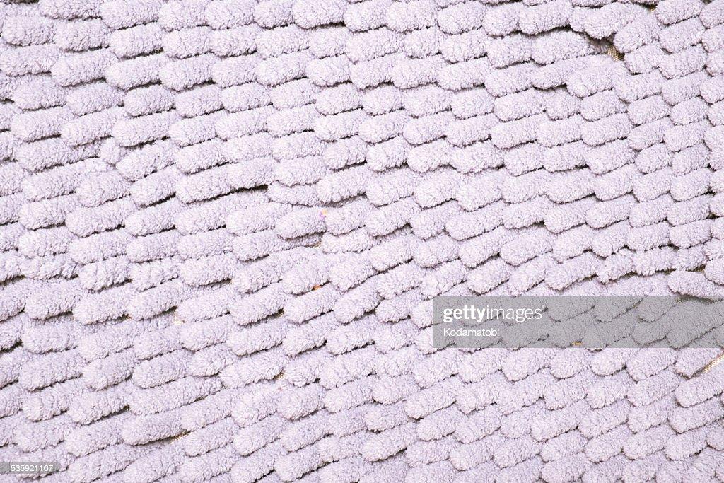 Texture of doormat or carpet : Stock Photo