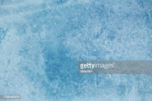 Consistenza del ghiaccio XXXL