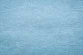 texture of light blue jean for background