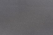 Texture of metal dark black color has rough surface, abstract background