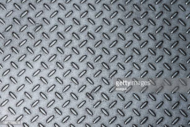 texture de plaque métallique